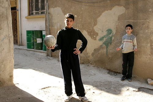 Syrian youth