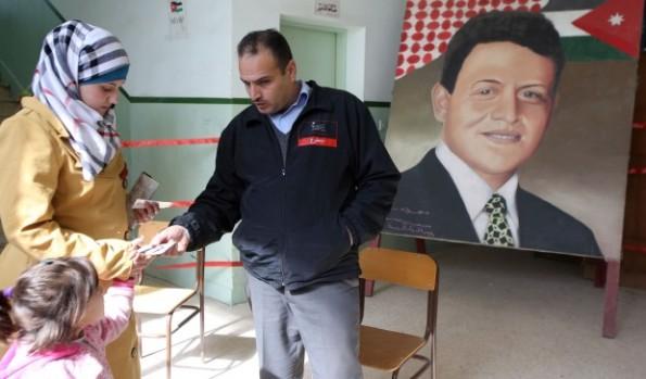 Jordanian elections