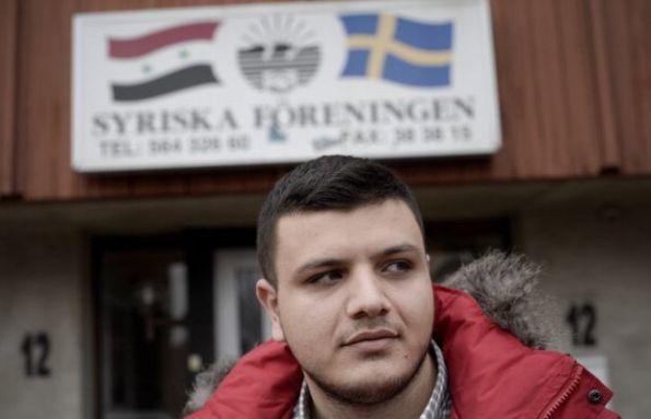 SWEDEN-SYRIA-REFUGEES-CONFLICT